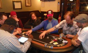 village final table